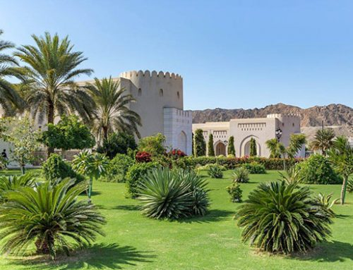 What is Oman famous for