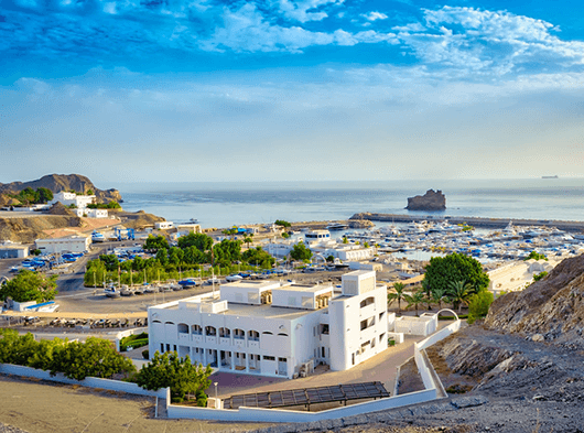Luxury Holiday in Oman
