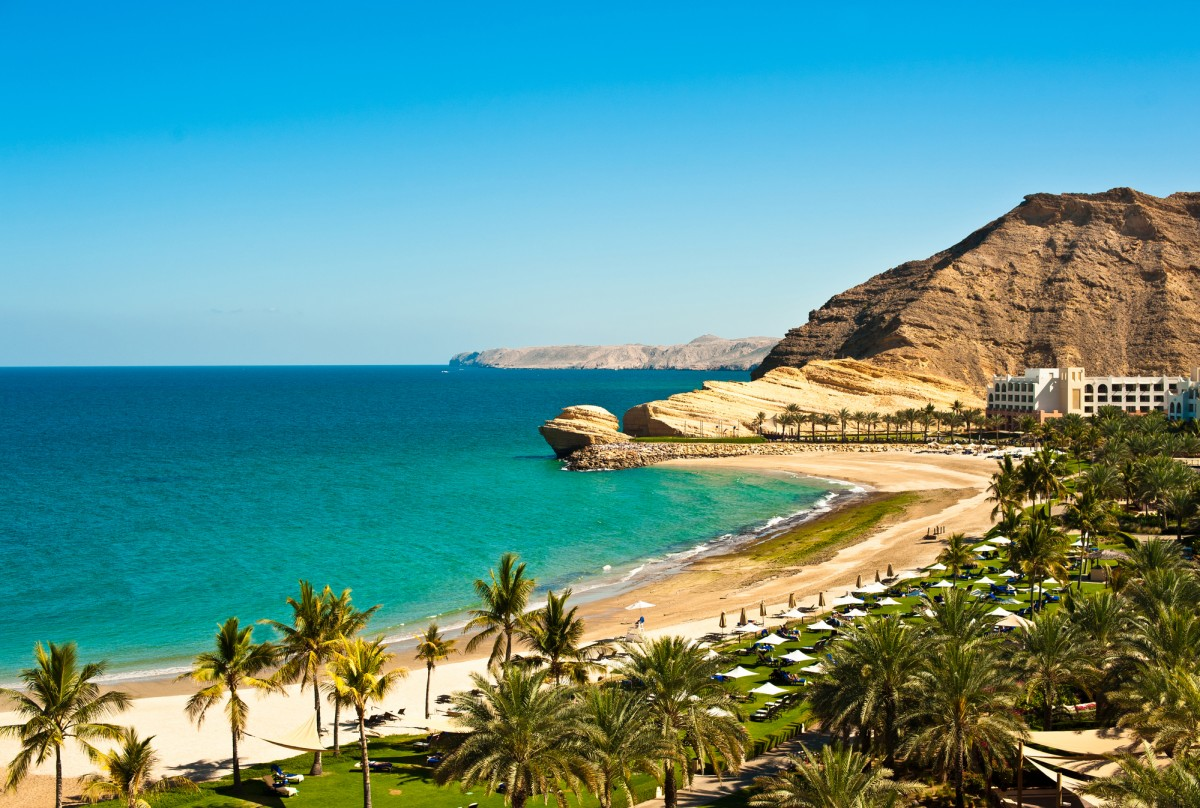 best oman beaches