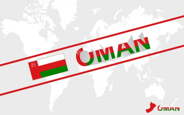 Which countries require visa travelling to oman